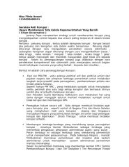gerakan anti korupsi.doc