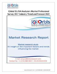 Global ELISA Analyzers Market Professional Survey 2017 Industry Trend and Forecast 2022.pdf