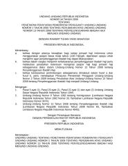 2009-34 Penyelenggaraan Ibadah haji.doc