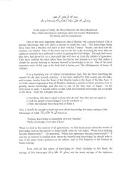 Advice on studying the sacred sciences and memorization by Shaykh Rami.pdf