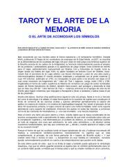 wirth oswald - tarot y el arte de la memoria.doc