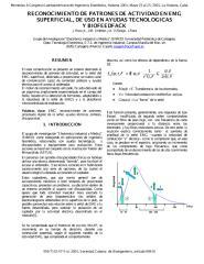 Reconocimiento de patrones de actividad en EMG superficial, de uso en ayudas tecnológicas y en biofeedfack.pdf