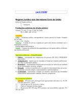 Lei 8112.90 - Resumo.pdf