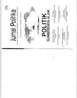 Luthfi. 2012. Reklamasi dan Penguasaan Tanah. Jurnal Politika, 2012.pdf