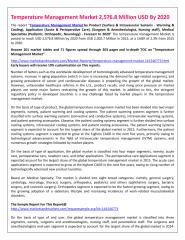 Temperature Management Market.pdf