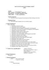 RPP IPA Berkarakter SMP Kelas IX sms 2.doc