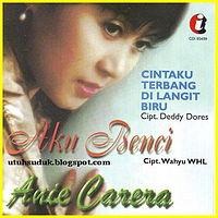 Anie Carera - Cintaku Terbang Di Langit Biru.mp3