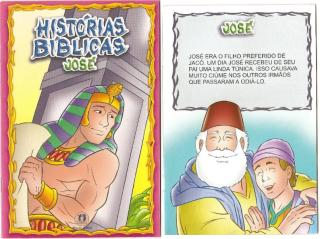 Histórias Bíblicas - José.doc