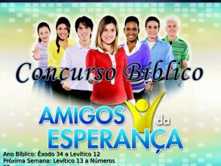 Concurso Bíblico 2011 - 05.ppt